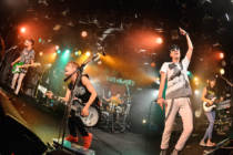TOTALFAT_PUNISHER'S NIGHT Photo by Azusa Takada