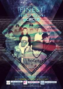 "4/28″FINEST""@CIRCUS Tokyo始動!!"