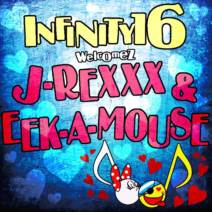 "INFINITY16 welcomez J-REXXX & EEK-A-MOUSE ""純粋な女"""