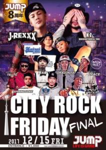 CITY ROCK FRIDAY FINAL